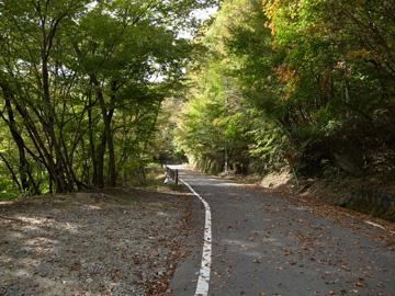昇仙峡紅葉サイクリング31