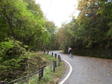 昇仙峡紅葉サイクリング32