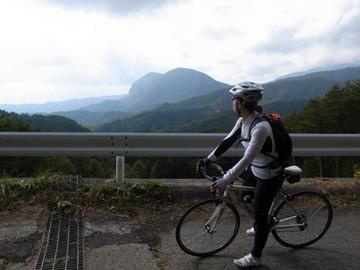 昇仙峡紅葉サイクリング40