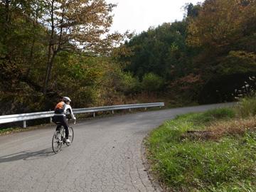 昇仙峡紅葉サイクリング39