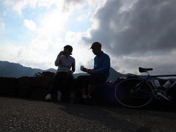昇仙峡紅葉サイクリング46