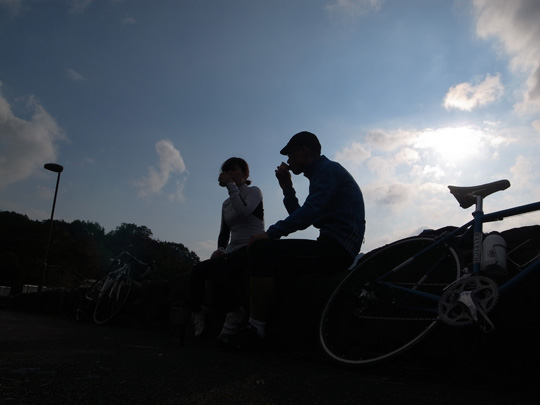 昇仙峡紅葉サイクリング45