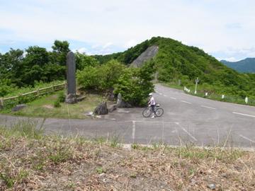 枝折峠サイクリング3
