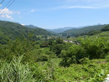 ひまわり畑&信州峠サイクリング3