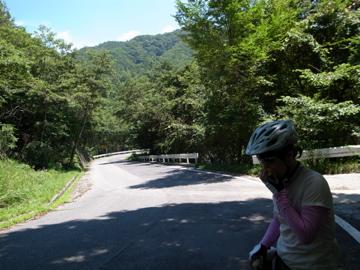 ひまわり畑&信州峠サイクリング5