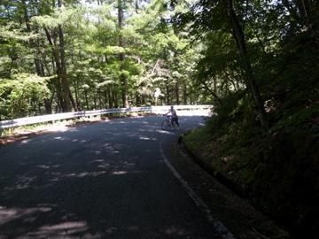 ひまわり畑&信州峠サイクリング8