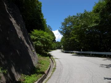 ひまわり畑&信州峠サイクリング9