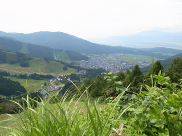 奥志賀林道&関田峠サイクリング(その1)2