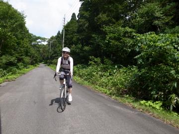 奥志賀林道&関田峠サイクリング(その1)4