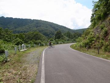 奥志賀林道&関田峠サイクリング(その1)8