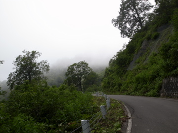奥志賀林道&関田峠サイクリング(その1)10