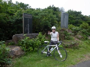奥志賀林道&関田峠サイクリング(その3)28
