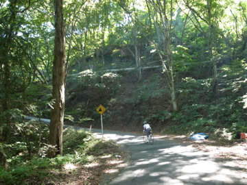 美ヶ原サイクリング(その1)3