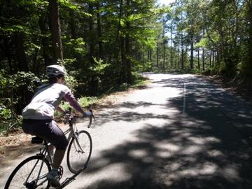 美ヶ原サイクリング(その1)6