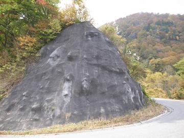秋山郷紅葉サイクリング(その1)7