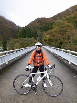 秋山郷紅葉サイクリング(その2)104