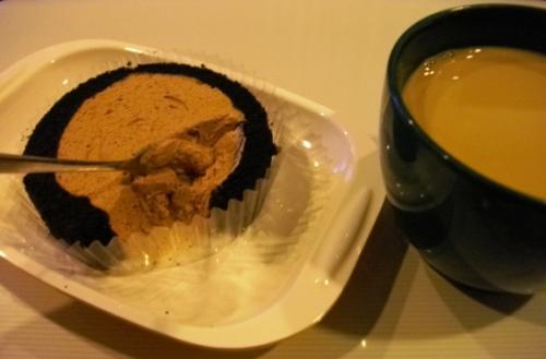 チョコ味ロールケーキ3