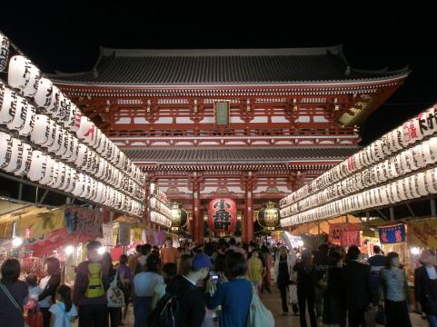 東京浅草 浅草寺