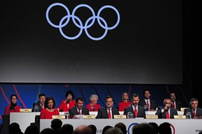 Madrid candidato juegos 2020
