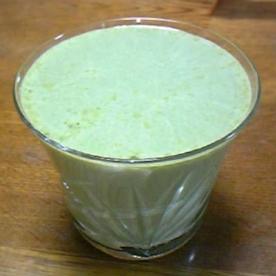 抹茶ヨーグルトプリン2