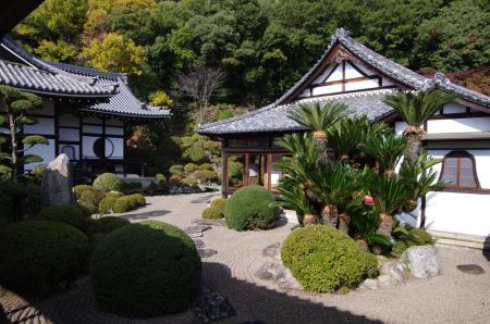 本坊・日本庭園