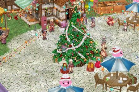 可愛かったクリスマスフィゲル