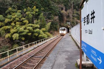 冬の三江線(10)