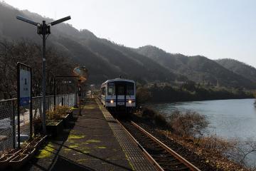 冬の三江線(13)