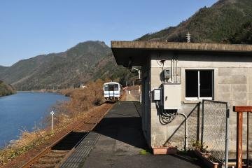 冬の三江線(14)
