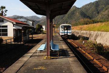 冬の三江線(15)