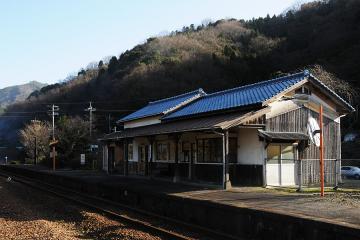 冬の三江線(21)