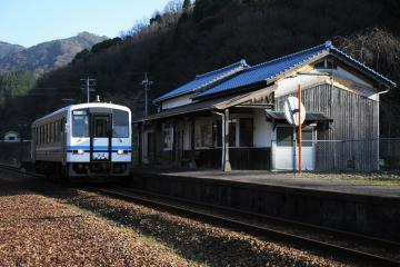 冬の三江線(22)