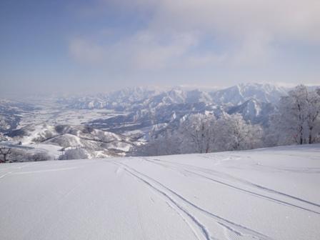 100214高津倉山頂からの眺め