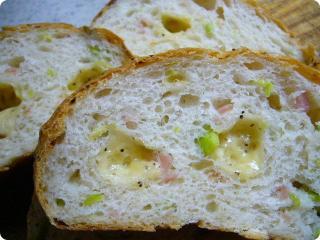 枝豆チーズベーコン2