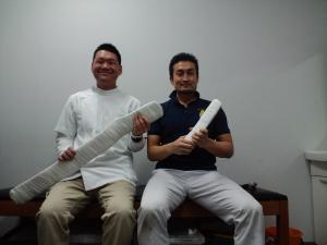 健柔 救護所セミナー