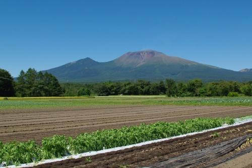 110907浅間山