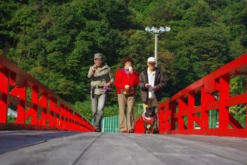 111009赤い橋