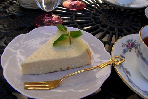 120219チーズケーキ