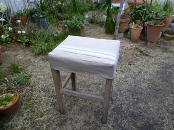 椅子のリフォーム