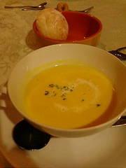 夏野菜のスープ