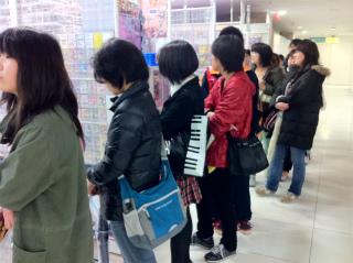奈良ビブレ店での様子