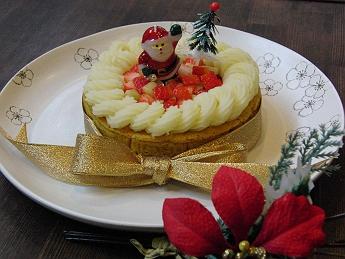 クリスマスケーキ1-T