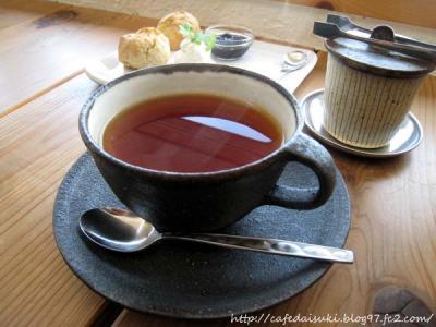 chapot cafe◇マリアージュフレールのマルコポーロ