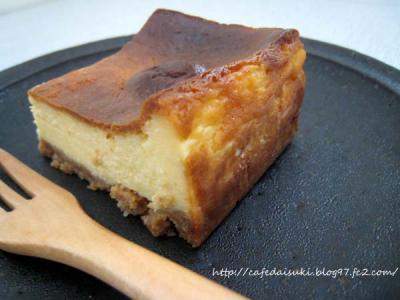 cafe イカニカ◇チーズケーキ