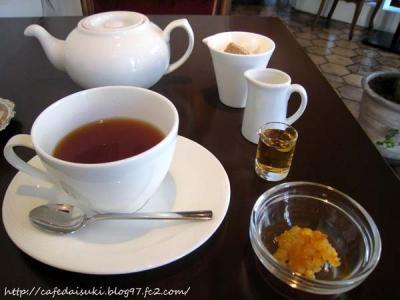 Las Luces◇Xmas special tea set(スペシャルティー)