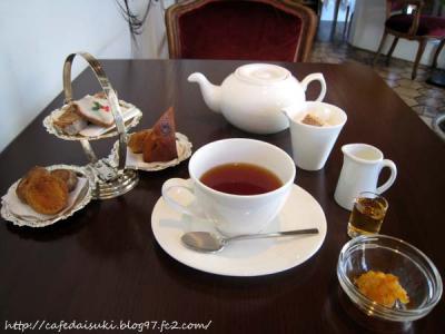Las Luces◇Xmas special tea set