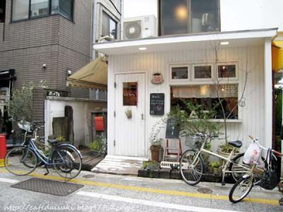 Cafe Lotta◇外観