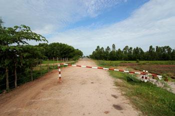 ベトナム国境