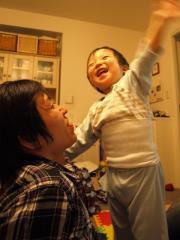 パパと遊ぶ1