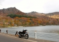 赤城山 大沼湖畔